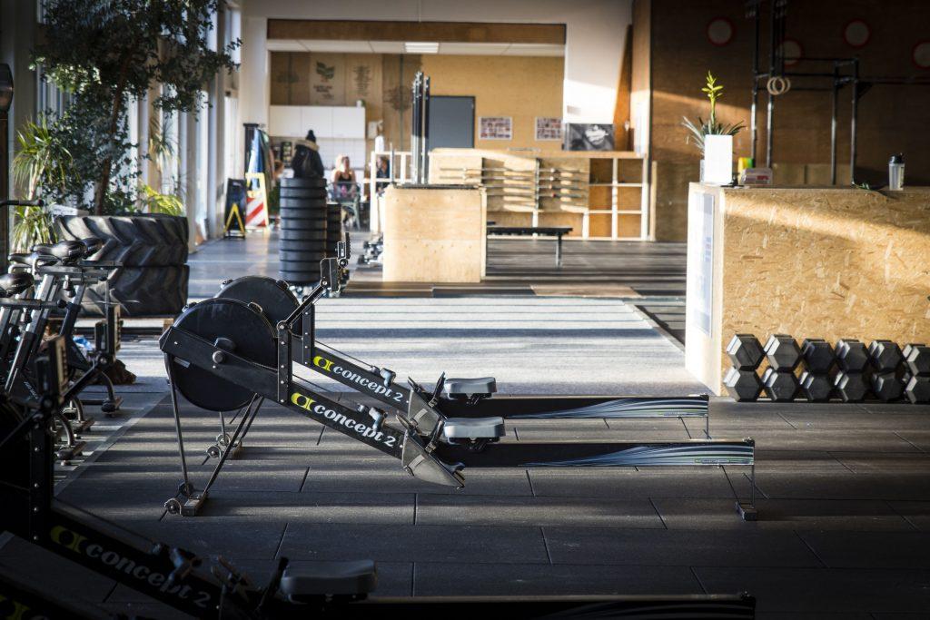 De CrossFit Ninja's Den Haag Box