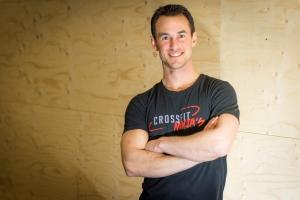 Frank Mulder, CrossFit Ninja's