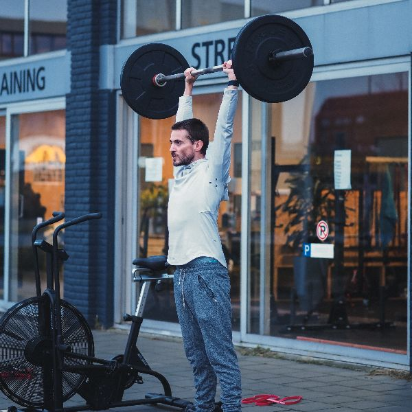 CrossFit WOD in Den Haag