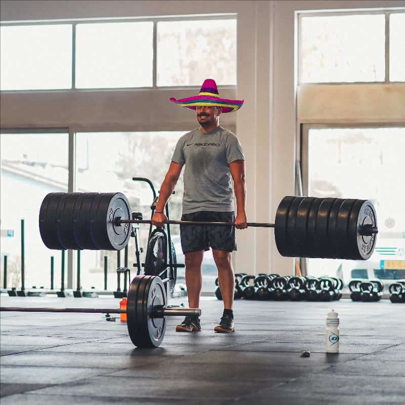 OLY Weightlifting